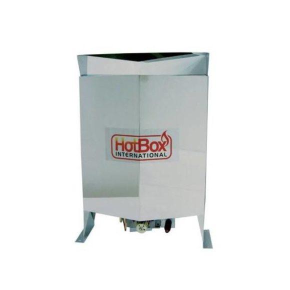 Hotbox 2.5 KW generator Aardgas